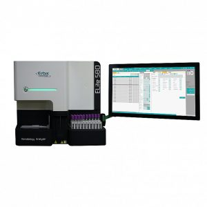 Advanced Hematology Analyzer Erba Hematology Line